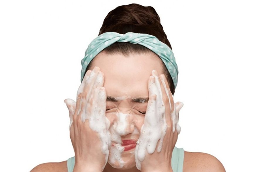 Do You Really Need to Wash Your Face in theMorning?