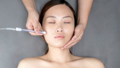 PDRN Cellular facial is the best anti-aging facial, found at SW1 Spa