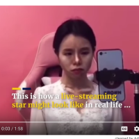 "Chinese Live-streamers Take ""Beauty Filters"" to Dizzying New… Frights. (Video Link Inside)"