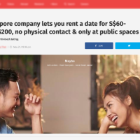"The New ""Maybe"" Dating App: The Dark, Untold Truth About Date-Renting"